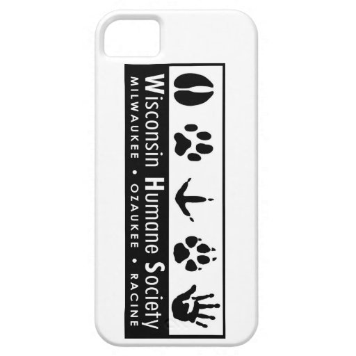 Wisconsin Humane Society Logo iPhone 5 Cases