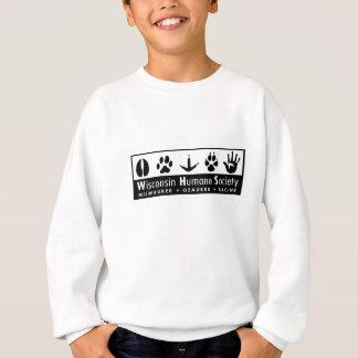 Wisconsin Humane Society Logo Sweatshirt