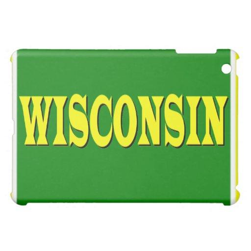 Wisconsin iPad Case