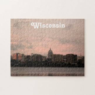 Wisconsin Jigsaw Puzzle