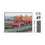 Wisconsin Landscape-stamps