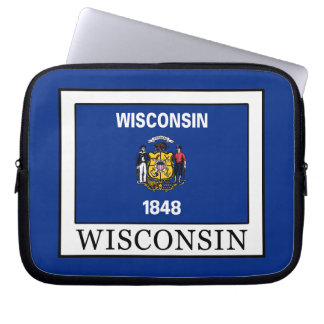Wisconsin Laptop Sleeve