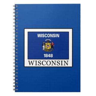Wisconsin Libros De Apuntes