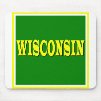 Wisconsin LL Mousepad
