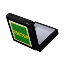 Wisconsin LL Small Tile Gift Box