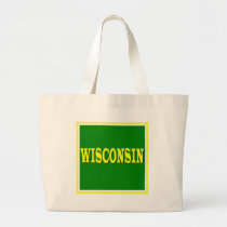 Wisconsin LL Tote Bag