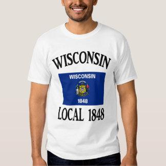Wisconsin Local 1848 T-Shirt