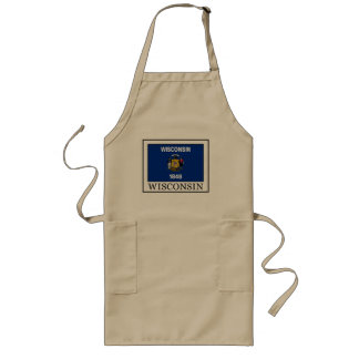 Wisconsin Long Apron