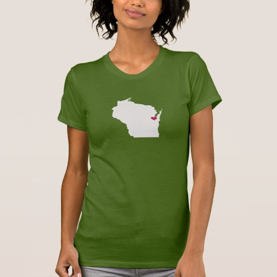 Wisconsin Love T-Shirt