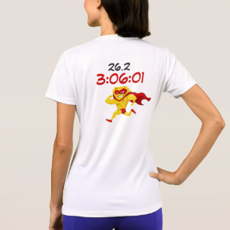 Wisconsin Marathon Post-Marathon T-shirt