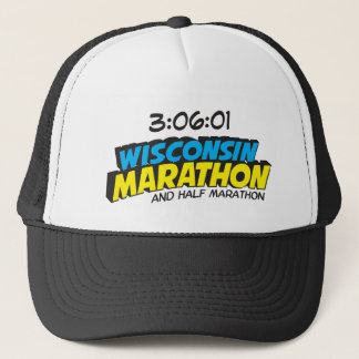 Wisconsin Marathon Post-Marathon Trucker Hat