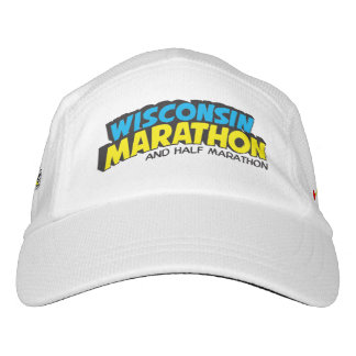Wisconsin Marathon Race Day Headsweats Hat