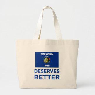 Wisconsin merece mejor bolsa