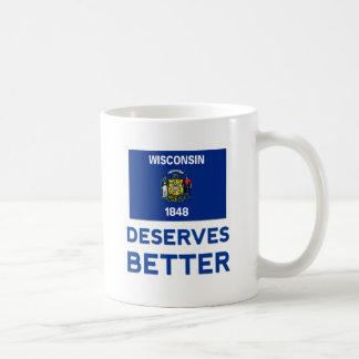 Wisconsin merece mejor taza clásica
