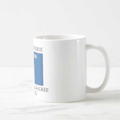 Wisconsin Milwaukee LDS Mission Called to Serve Classic White Coffee Mug