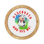 Wisconsin Moo-ves Me! happy cheese board