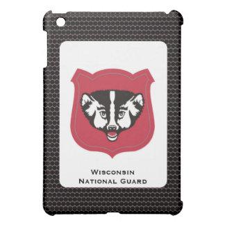 Wisconsin National Guard Badger Military iPad Mini Cover