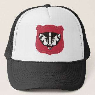 Wisconsin National Guard Military Insignia Trucker Hat