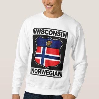 Wisconsin Norwegian American Sweatshirt