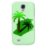 Wisconsin Palm Tree Galaxy S4 Covers