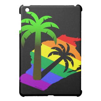 Wisconsin Palm Tree iPad Mini Covers