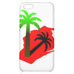 Wisconsin Palm Tree iPhone 5C Covers