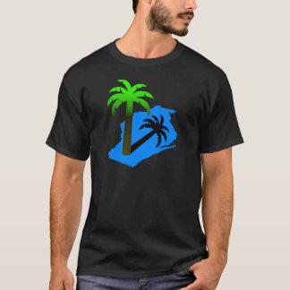 Wisconsin Palm Tree T-Shirt
