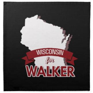 Wisconsin para el caminante 2016 de Scott Servilletas De Papel