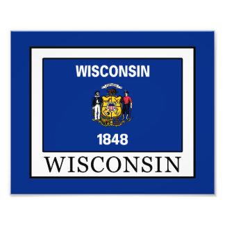 Wisconsin Photo Print