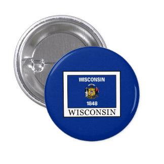 Wisconsin Pinback Button