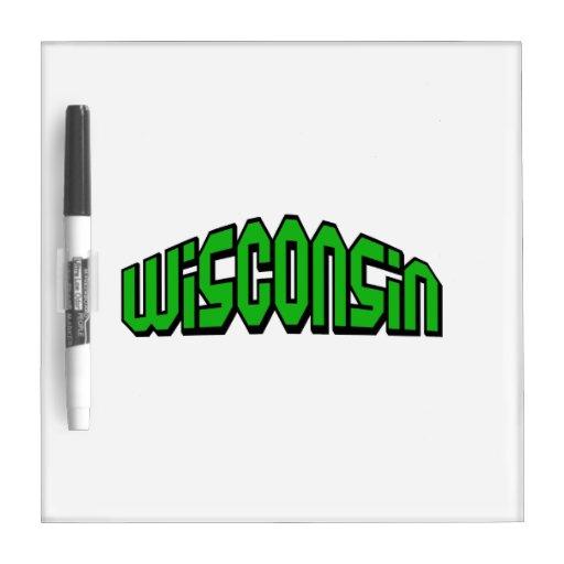 Wisconsin Pizarras Blancas