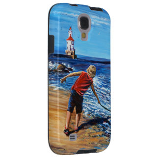 Wisconsin Point Beach, Samsung Galaxy S4, Tough Galaxy S4 Case
