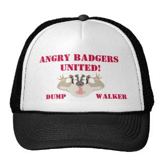 Wisconsin Politics_Angry acosa United_DumpWalker Gorro