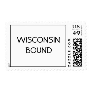 WISCONSIN POSTAGE STAMPS