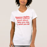 Wisconsin Protest Tee Shirts