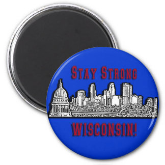 Wisconsin Protesters Support Magnet