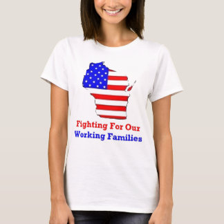 Wisconsin Protests Shirt