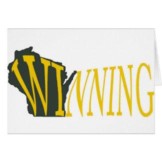 Wisconsin que gana tarjetón