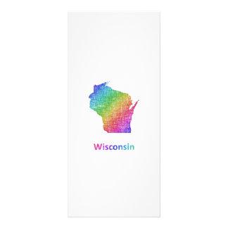 Wisconsin Rack Card