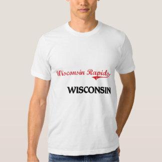 Wisconsin Rapids Wisconsin City Classic Tee Shirts