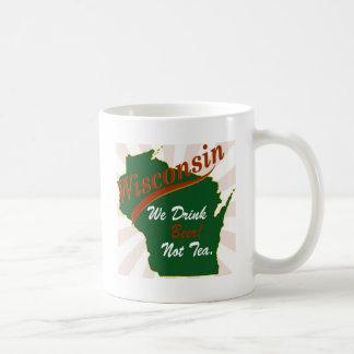 Wisconsin Rays Coffee Mug