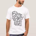 WISCONSIN Rivers T-Shirt