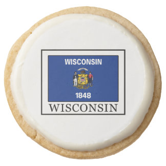 Wisconsin Round Shortbread Cookie