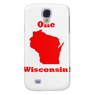 Wisconsin Samsung Galaxy S4 Cover