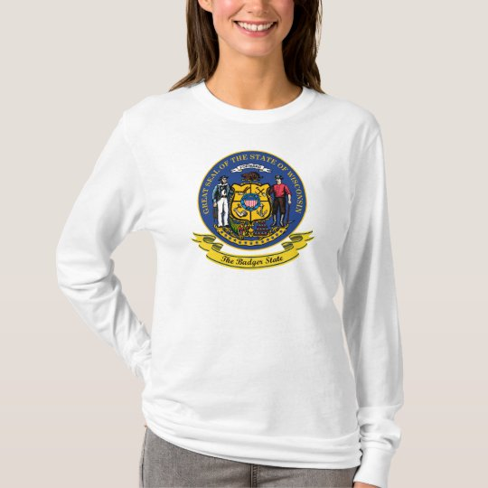 Wisconsin Seal T-Shirt