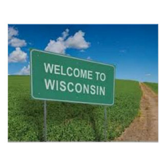Wisconsin Shirt Print