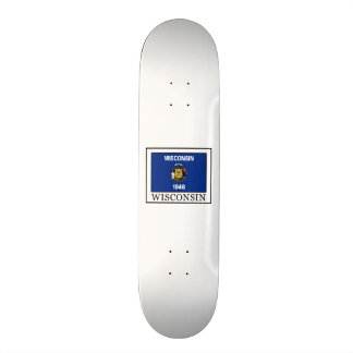 Wisconsin Skateboard Deck