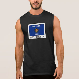 Wisconsin Sleeveless Shirt