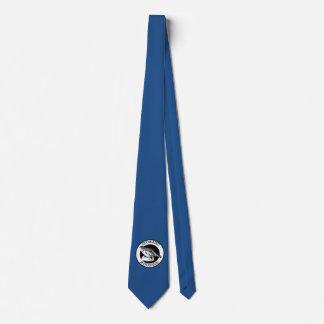Wisconsin Snowbird Shield Neck Tie