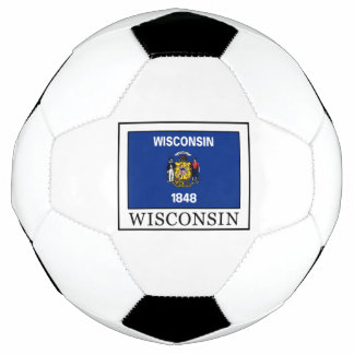Wisconsin Soccer Ball